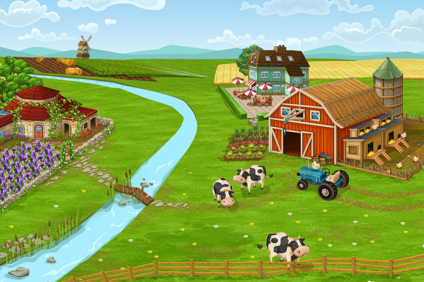 связь красивые картинки для игр ферм будра